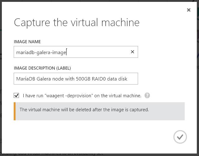 Capture the Virtual Machine